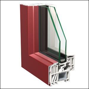 pvc aluminium. Black Bedroom Furniture Sets. Home Design Ideas